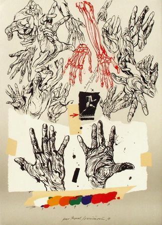 Mouvements de la main