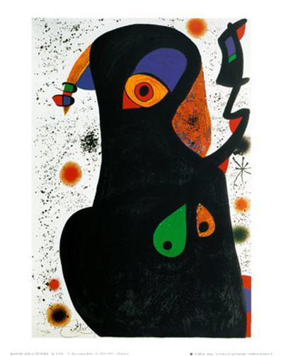 Vladimir-Joan Mir?-Art Print