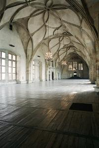 Vladislav Hall, Prague Castle, Czech Republic
