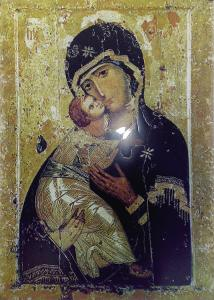 Vladmir Icon of the Mother of God