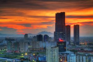 Hanoi, Vietnam by vlg