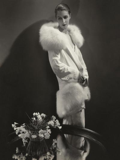 Vogue - April 1929-Edward Steichen-Premium Photographic Print