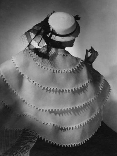 Vogue - April 1935-Horst P. Horst-Premium Photographic Print