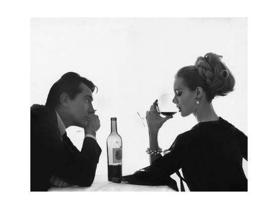 Vogue - April 1962-Bert Stern-Premium Photographic Print