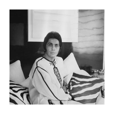 Vogue - April 1970-Horst P. Horst-Premium Photographic Print