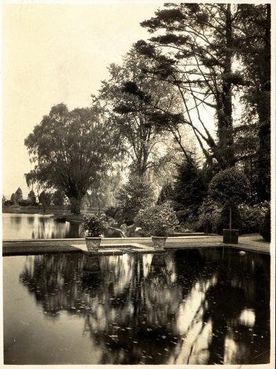 Vogue - August 1931-Mattie Edwards Hewitt-Premium Photographic Print