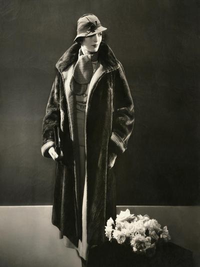 Vogue - August 1933-Edward Steichen-Premium Photographic Print