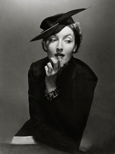 Vogue - August 1936-Edward Steichen-Premium Photographic Print