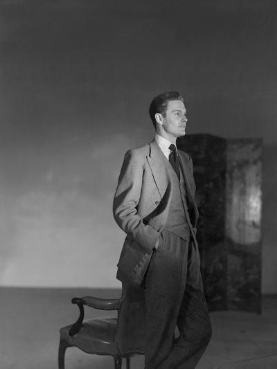 Vogue - August 1946-Horst P. Horst-Premium Photographic Print