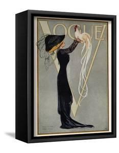 Vogue Cover - July 1910
