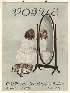 Vogue Cover - September 1909