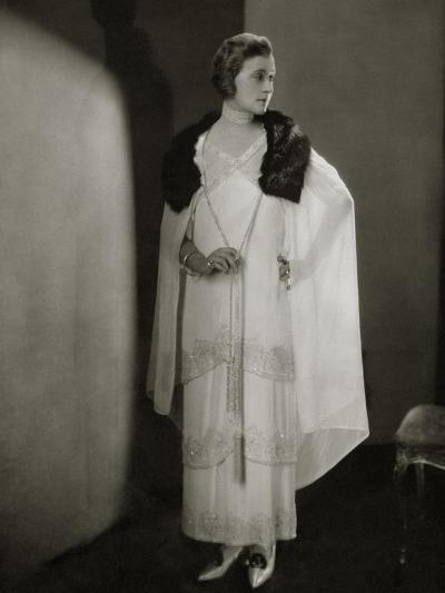 Vogue - December 1924-Edward Steichen-Premium Photographic Print