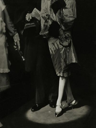 Vogue - December 1926-Edward Steichen-Premium Photographic Print