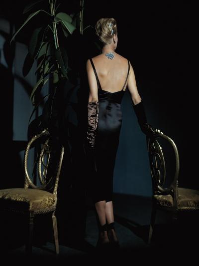 Vogue - December 1943-John Rawlings-Premium Photographic Print
