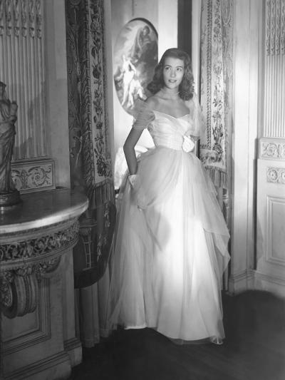 Vogue - December 1949-Horst P. Horst-Premium Photographic Print