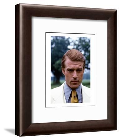Vogue - December 1973-Duane Michals-Framed Premium Photographic Print