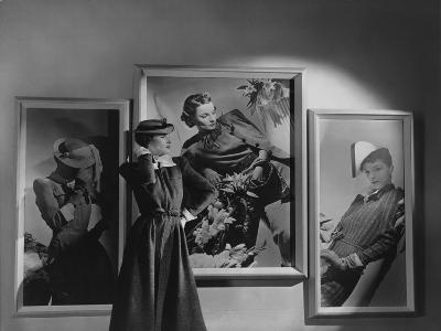 Vogue - February 1938-Horst P. Horst-Premium Photographic Print