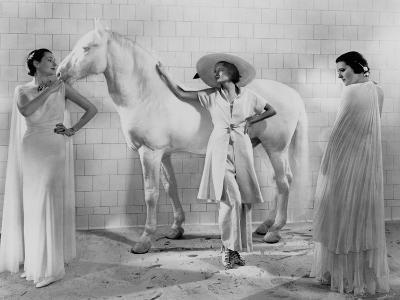 Vogue - January 1936-Edward Steichen-Premium Photographic Print
