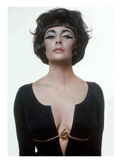 Vogue - January 1962-Bert Stern-Premium Photographic Print