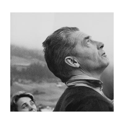 Vogue - January 1965-Horst P. Horst-Premium Photographic Print