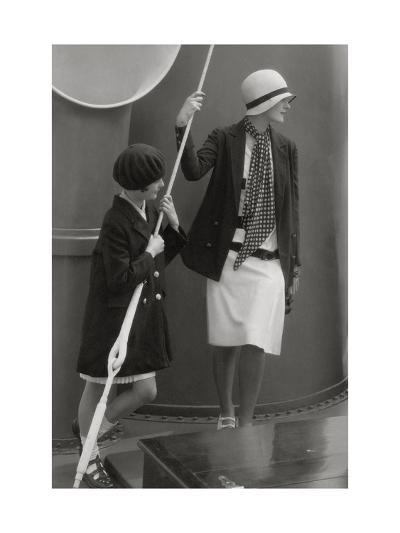 Vogue - July 1928-Edward Steichen-Premium Photographic Print