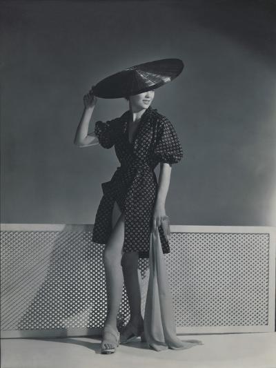 Vogue - July 1935-Horst P. Horst-Premium Photographic Print