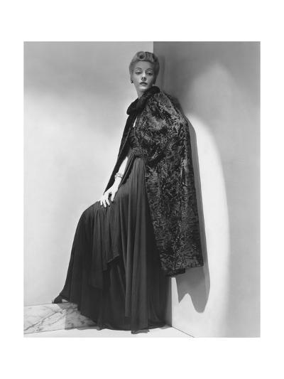 Vogue - July 1938-John Rawlings-Premium Photographic Print