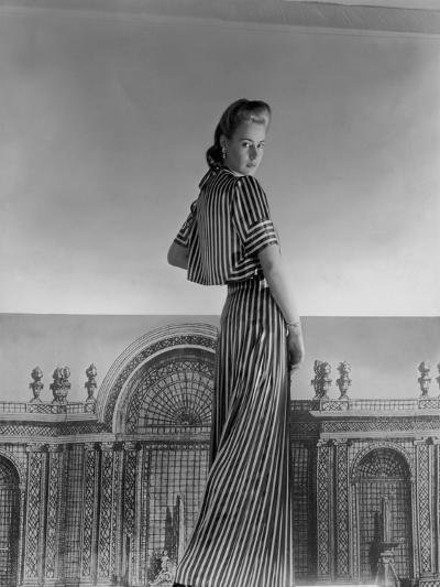 Vogue - July 1940-Horst P. Horst-Premium Photographic Print