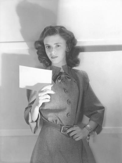 Vogue - July 1944-Horst P. Horst-Premium Photographic Print