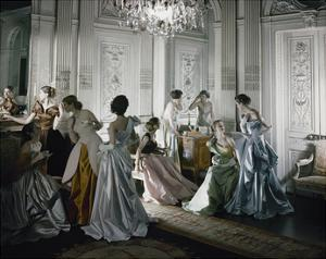 Vogue - June 1, 1948 - Charles James Ballgowns