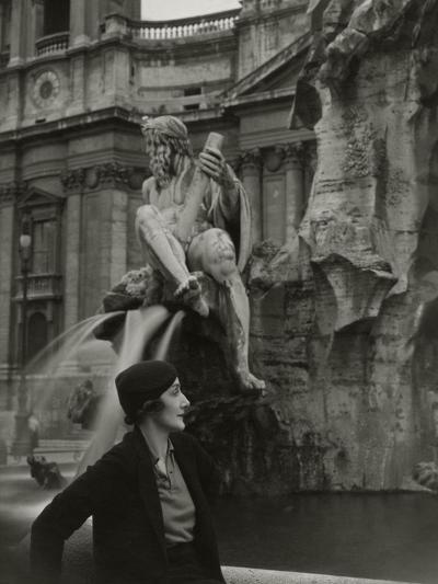Vogue - June 1933-George Hoyningen-Huen?-Premium Photographic Print