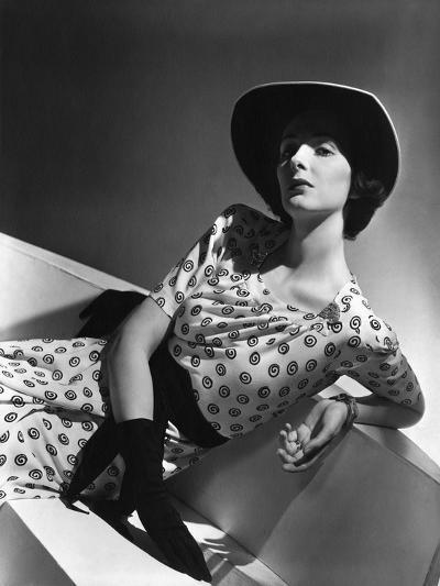 Vogue - June 1937-Horst P. Horst-Premium Photographic Print