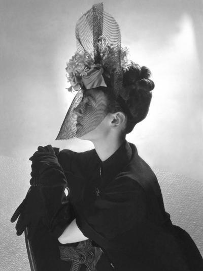 Vogue - June 1939-Horst P. Horst-Premium Photographic Print