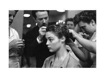 Vogue - June 1949-Constantin Joff?-Premium Photographic Print