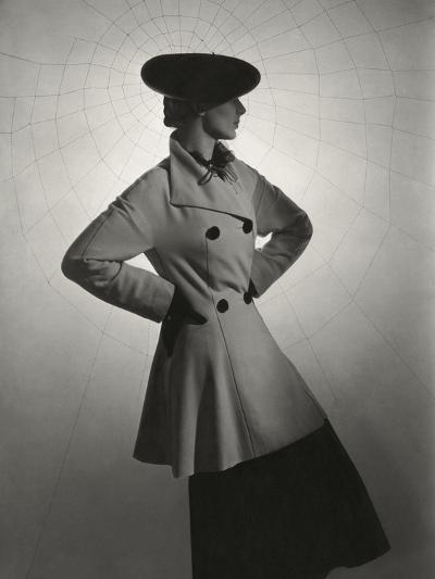 Vogue - March 1936-Horst P. Horst-Premium Photographic Print
