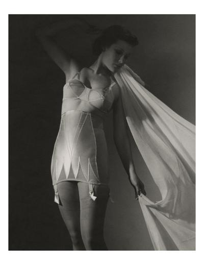 Vogue - March 1938-Toni Frissell-Premium Photographic Print