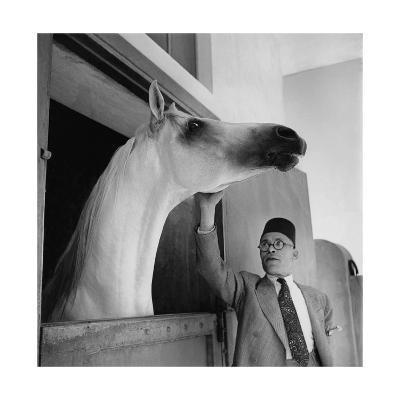 Vogue - March 1948-Constantin Joffe-Premium Photographic Print