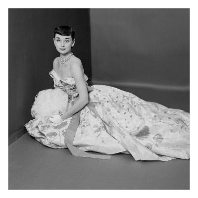 Vogue - March 1952-Richard Rutledge-Premium Photographic Print