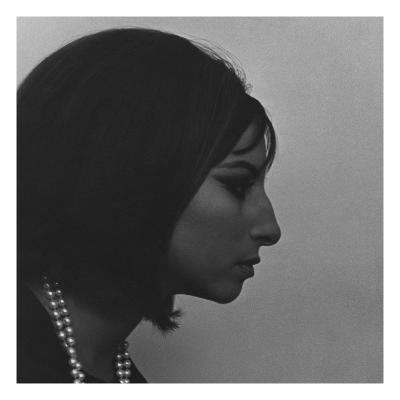 Vogue - March 1964 - Barbra Streisand-Cecil Beaton-Premium Photographic Print