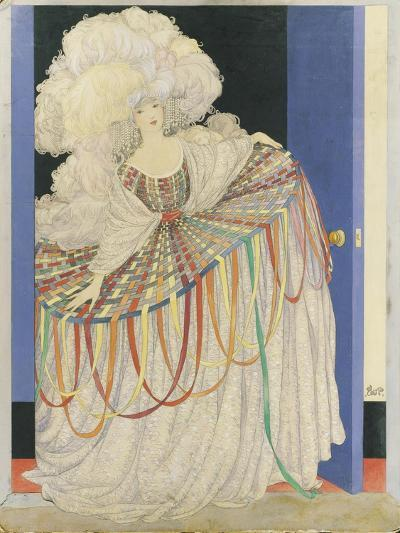 Vogue - May 1920-George Wolfe Plank-Premium Giclee Print