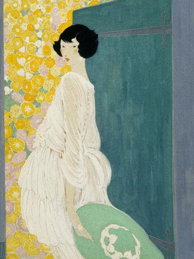 Vogue - May 1920-Helen Dryden-Premium Giclee Print