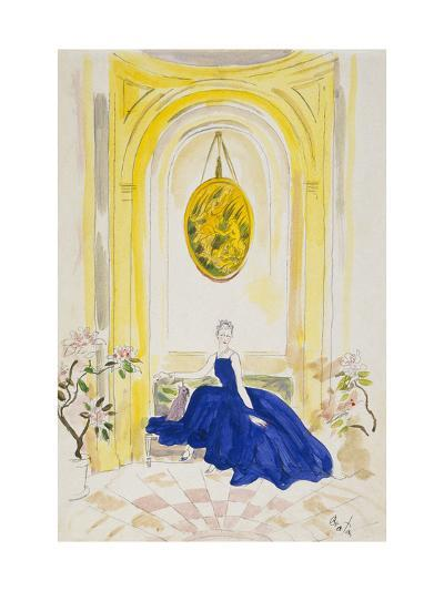 Vogue - May 1935 - Lady Mendl-Cecil Beaton-Premium Giclee Print