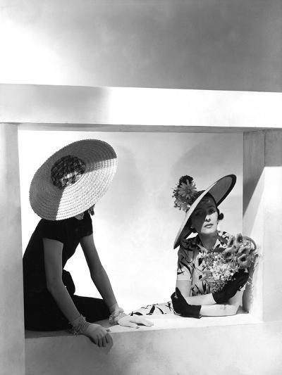 Vogue - May 1937-Horst P. Horst-Premium Photographic Print