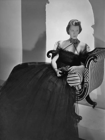 Vogue - May 1938-Horst P. Horst-Premium Photographic Print