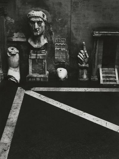 Vogue - May 1948-Robert Randall-Premium Photographic Print