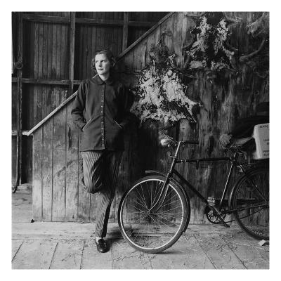 Vogue - May 1952-Richard Rutledge-Premium Photographic Print
