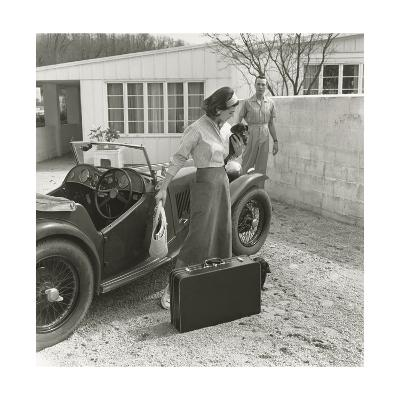 Vogue - May 1954-Horst P. Horst-Premium Photographic Print