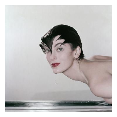 Vogue - May 1955-John Rawlings-Premium Photographic Print