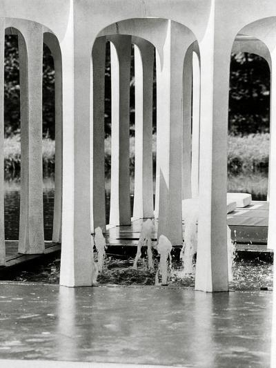 Vogue - May 1964-Horst P. Horst-Premium Photographic Print