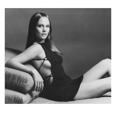 Vogue - May 1969-Gianni Penati-Premium Photographic Print